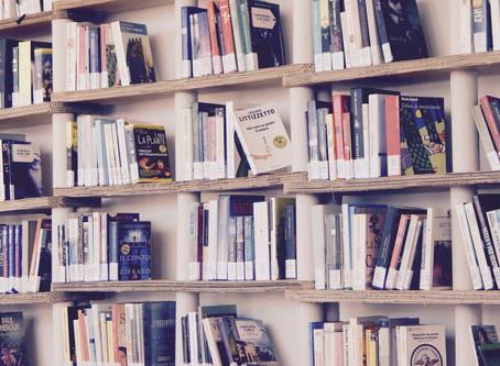 Los libros son infaltables