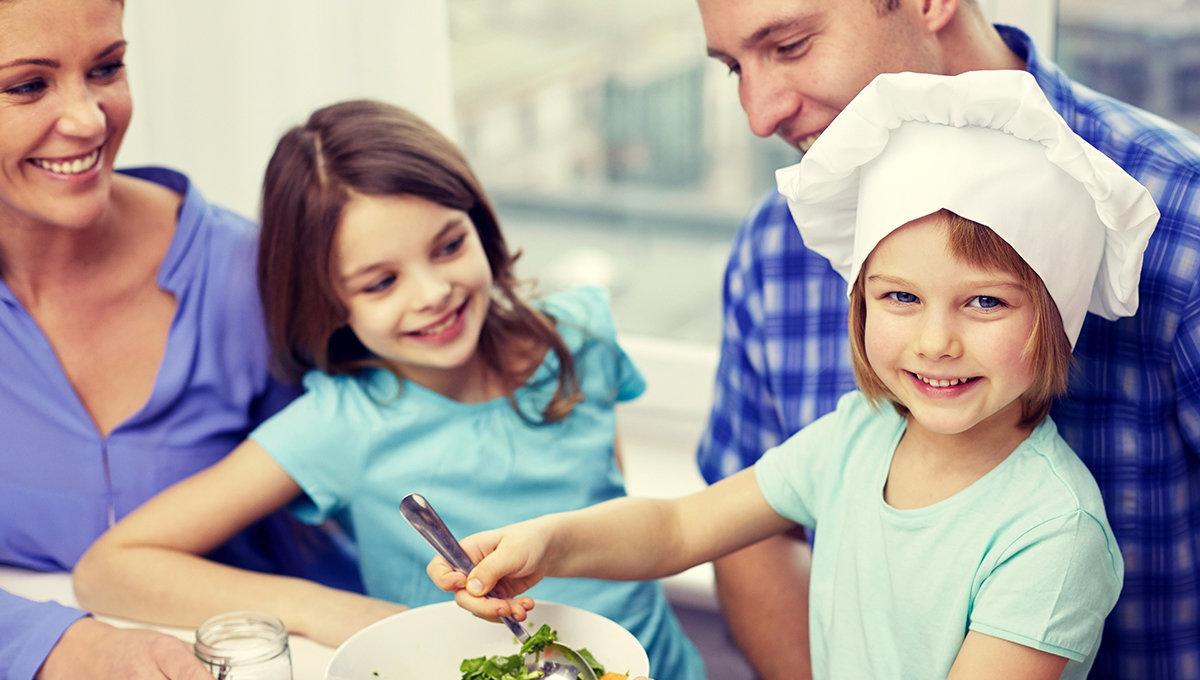 Consultoría en nutrición familiar