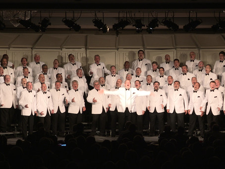 Garden Statesmen and the Big Apple Chorus WIN the 2015 Northern Division Contest!