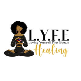 L.Y.F.E Healing Logo