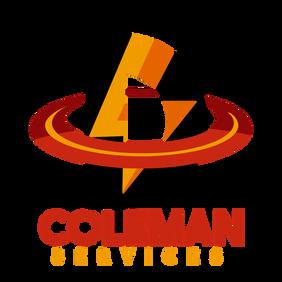 D Coleman Services Logo