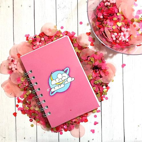 Daydreamer Journal | Spiral Bound | Pocket Planner | Notebook