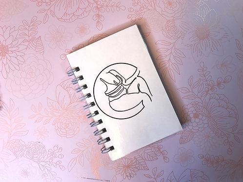 Plump Notebook | Spiral Bound | Pocket Planner |