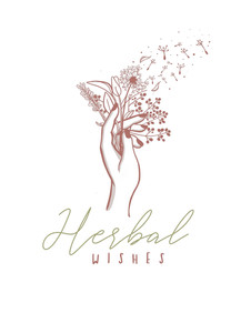 Herbal Wishes Logo