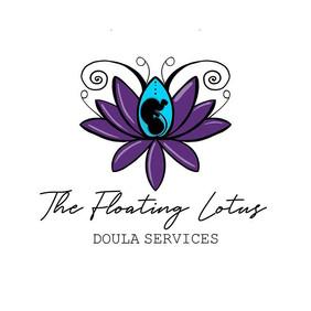 The Floating Lotus Logo