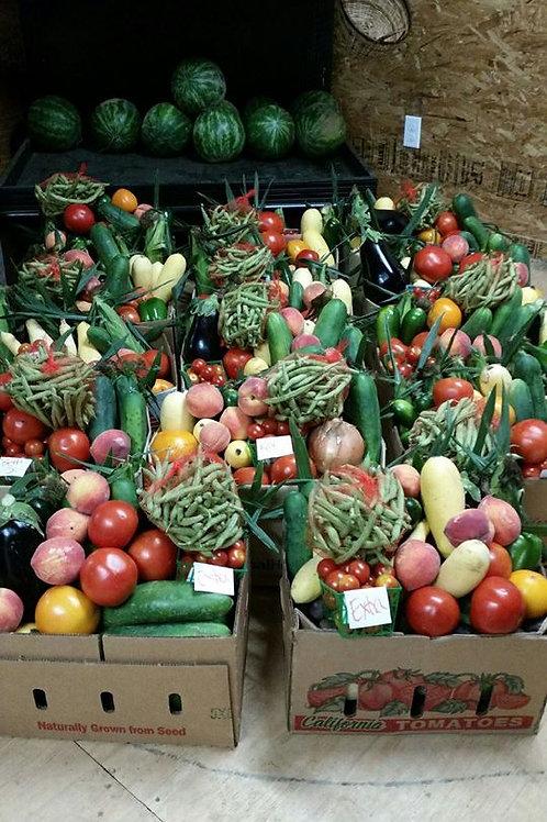 9 Week Bundle (Vegetable ONLY)