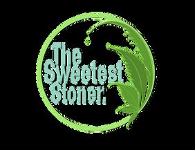 The Sweetest Stoner Logo