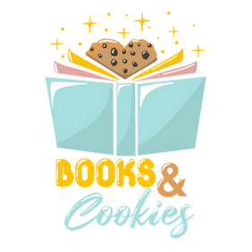 Books & Cookies Logo