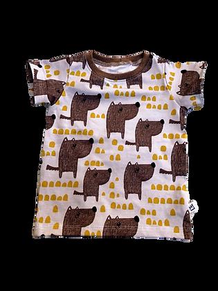 T-Shirt Hund
