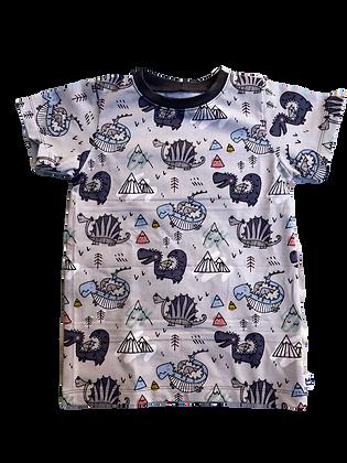 T-Shirt Drachen