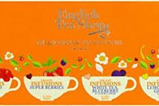 Zestaw prezentowy Herbaty Owocowe - English Tea Shop