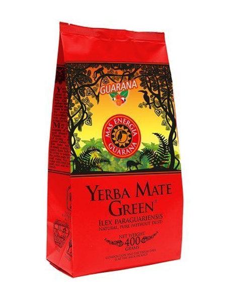 Yerba Mate Green Mas Energia Guarana 400g