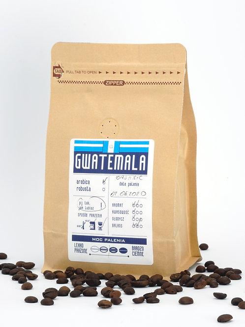 Gwatemala (ziarno) 250g
