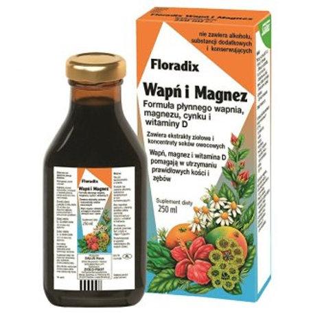 Floradix Wapń i Magnez