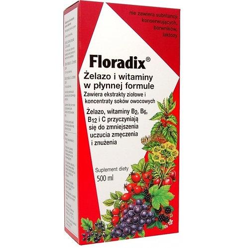 Florafix Żelazo i witaminy