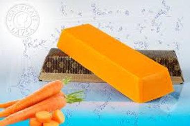 Balsam z masłem Shea Marchewkowy