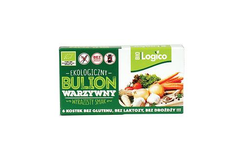 Bulion warzywny bio 60g Logico