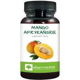 Afrykańskie Mango 60kaps.