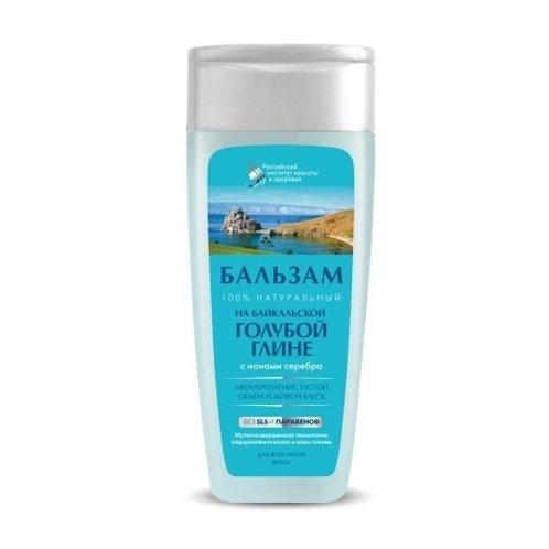 Balsam na niebieskiej glince bajkalskiej