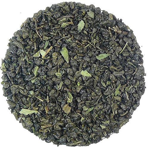 Herbata Zielona Miętowa