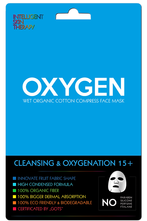 Ekspresowa maseczka aktywny tlen – oczyszczenie i dotlenienie 15+.