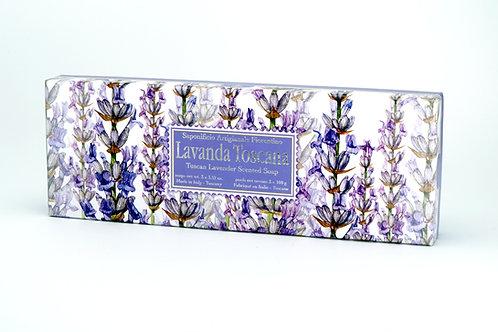 Mydła Florenckie Lawendowe 3x100g
