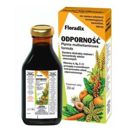 Floradix Odporność i Energia
