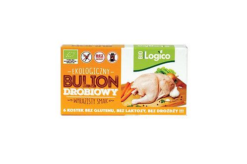 Bulion drobiowy Bio 60g Logico