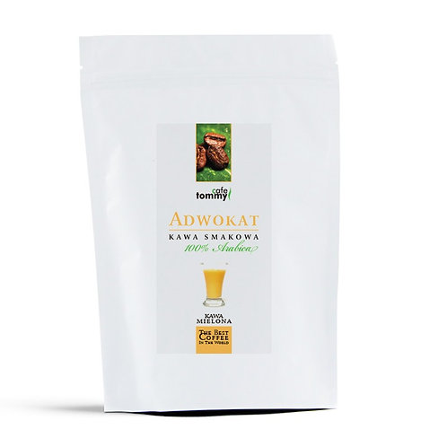 Kawa smakowa Adwokat 250g Mielona TOMMY CAFE