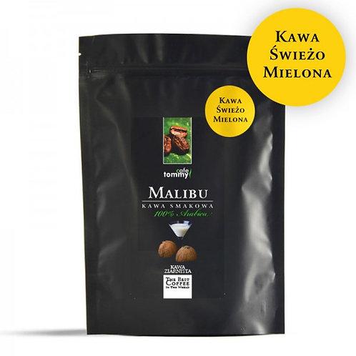 Kawa smakowa Malibu 250g Mielona TOMMY CAFE