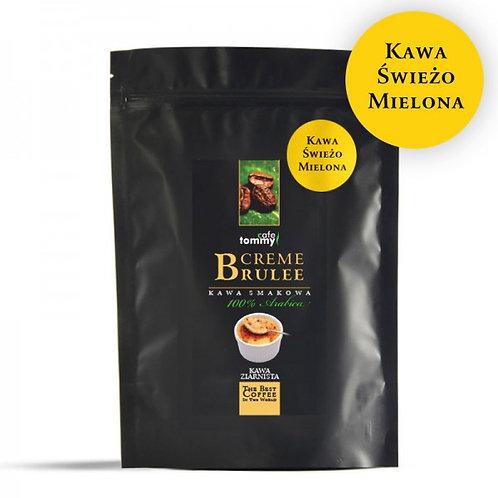 Kawa smakowa Creme Brule 250g Mielona TOMMY CAFE