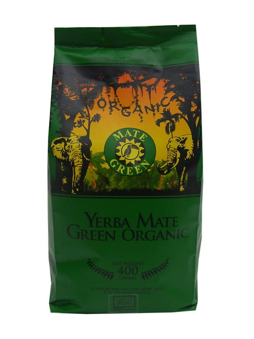 Yerba Mate Green BIO 400g