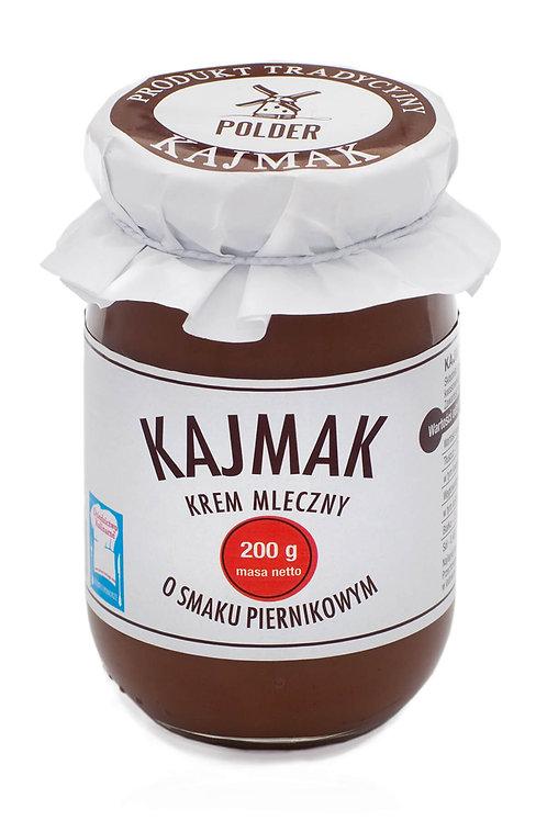 Kajmak Krem mleczny o smaku piernikowym 200g