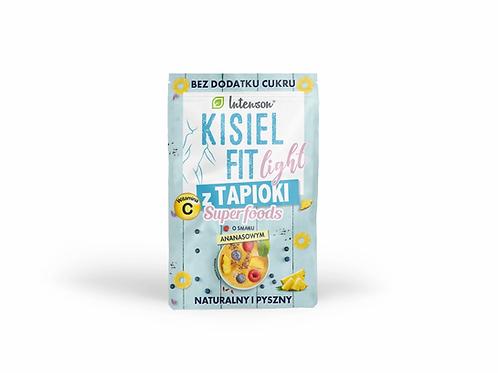 Kisiel fit z tapioki ananasowy 30g Intenson
