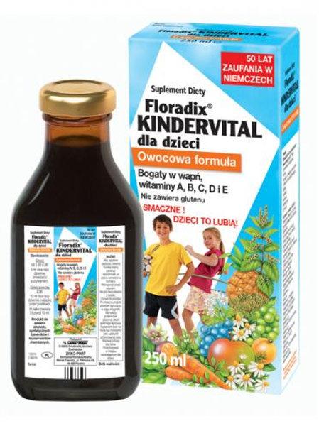 floradix Kindervital dla Dzieci
