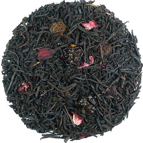 Herbata Czarna Wiśnia i rum