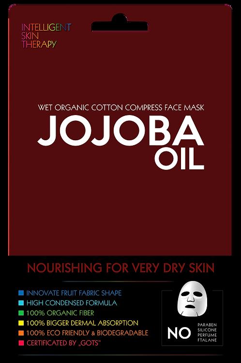 Ekspresowa maseczka olej jojoba – odżywienie dla przesuszonej skóry 25+