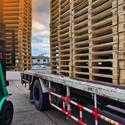 Logistik der Abholungen