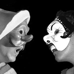 Conférence spectacle : le masque