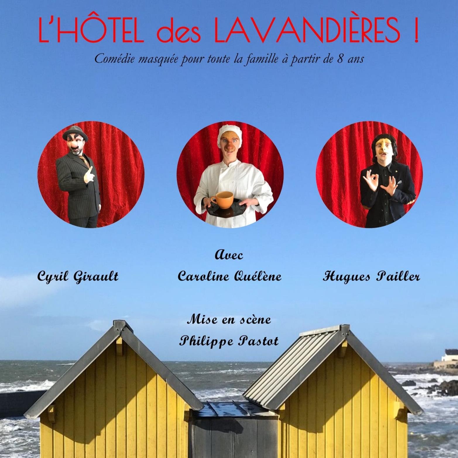 L'hôtel des Lavandières