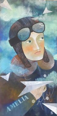 Amelia Female Icon