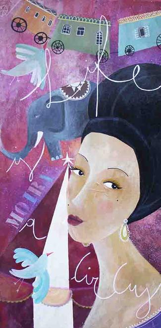 Moira Female Icon