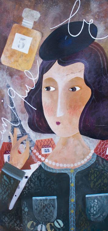 Coco Female Icon