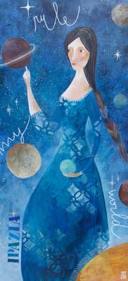 Ipazia Female Icon