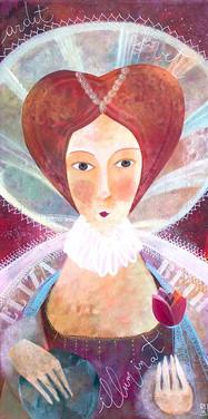 Elizabeth Female Icon