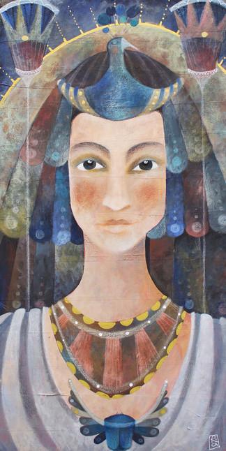 Cleopatra Female Icon