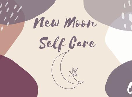 New Moon Self Care