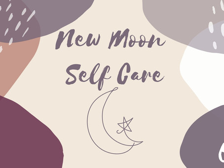 New Moon Self Care