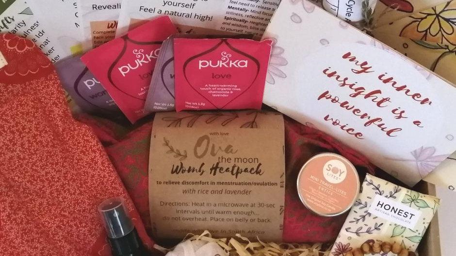 Menstrual Love Box