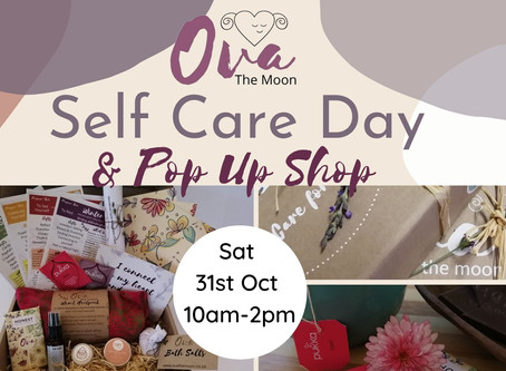 Self Care Day & Pop Up Shop